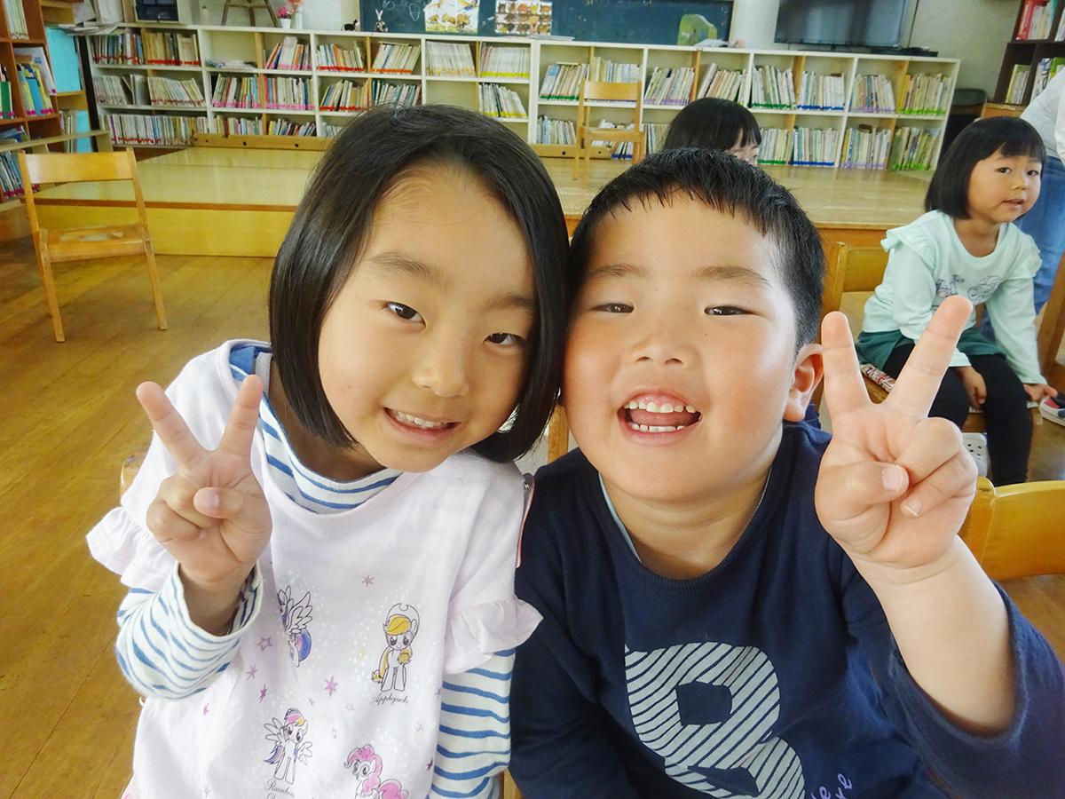 めぐみ幼稚園いっしょ写真5